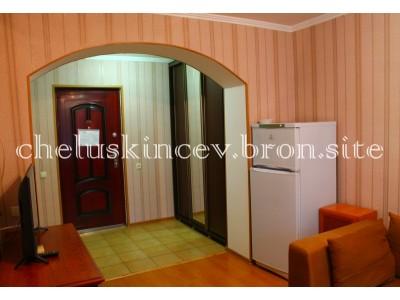 Дом отдыха «Челюскинцев» |стандарт 3-х местный 2-х комнатный ( старый корпус)