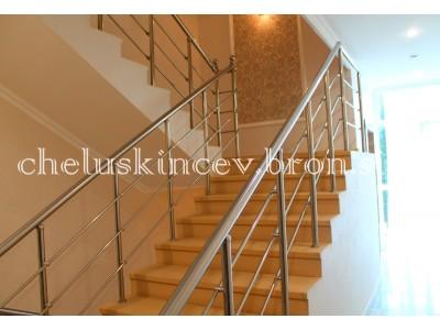 Дом отдыха «Челюскинцев» |  коридор, лестница новый корпус