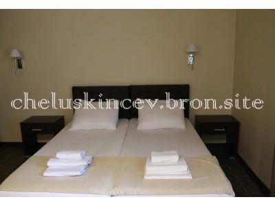 Дом отдыха «Челюскинцев» |полулюкс 2 х местный 1-комнатный ( старый корпус)
