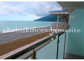 Апартаменты VIP| Номера и цены 2018| Дом отдыха «Челюскинцев» |Абхазия, Гагра, Гагрский район