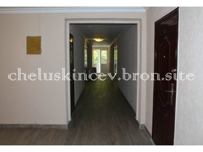 Дом отдыха «Челюскинцев» |  холл и коридор старый корпус
