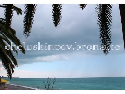 Дом отдыха «Челюскинцев» |  собственный пляж