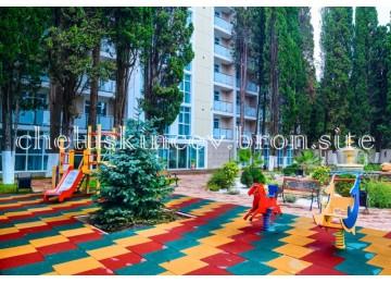 Дети| Дом отдыха «Челюскинцев» |Абхазия, Гагра, Гагрский район